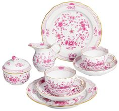 My china pattern -- by Meissen