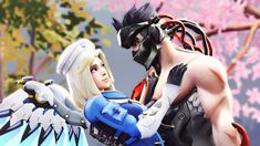 Image for Genji and Mercy