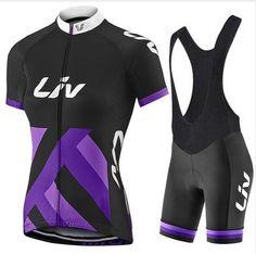 Women Pro Team Bicycle Bike MTB Cycling Liv Short sleeve Jersey Women s Cycling  Jersey 245beee10