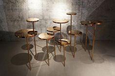 TRICKLE TRICKLE stool by GLADC studio » Retail Design Blog