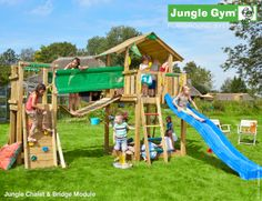 Jungle Chalet - Playtowers