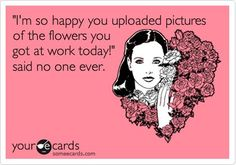 Not be a Valentine's hater, but seriously...my newsfeed was out of control today.