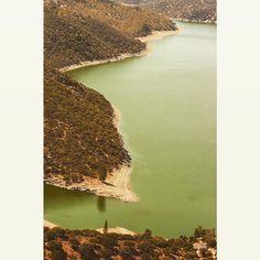 Allá donde confluyen el Tajo y el Tiétar. #spain #parquenacional #monfragüe #extremadura #caceres #río #river #tajo #tietar
