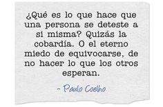 Paulo Coelho Quotes, Frases Veronika decide morir.