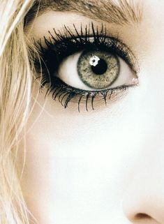 the eyes are the windows to the soul.