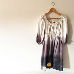 Chelsea & Violet Purple Ombré Silk Dress So beautiful and perfect for any season! Extremely soft and light weight. 100% silk. Brand new with tags. No trades!! 022216150gwb Chelsea & Violet Dresses Mini