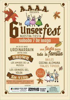 6° UNSER FEST EN URDINARRAIN