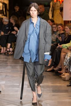See the complete Vetements Spring 2017 Ready-to-Wear collection.