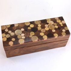 Sheesham Pencil Box