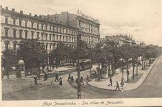 Te zdjęcia mają ponad sto lat! Tak wyglądała Warszawa tuż po tym, jak ruszył pierwszy tramwaj [ZDJĘCIA]