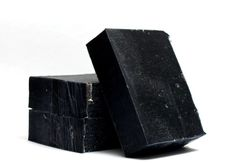 This classic lavender and tea tree oil soap recipe combos with activated charcoal that's great for those prone to acne regardless of skin type.