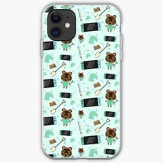 Semi Transparent, Animal Crossing, Iphone Case Covers, Cover Design, Nintendo Switch, Iphone 11, Printed, Mini, Awesome