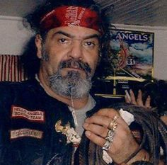Robert-Chico-Mora_DirtyDozen mc and Hells Angels Arizona Hells Angels, Motorcycle Clubs, Hollywood Fashion, King Queen, Red And White, People, Anarchy, Bikers, 18th Century