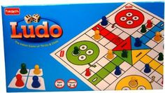 Funskool Games Ludo Board Game: Amazon.co.uk: Toys & Games