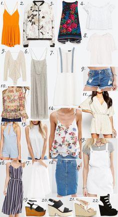 Charlotte Lane ♡: Payday Wishlist #3 | Zara and ASOS ♡