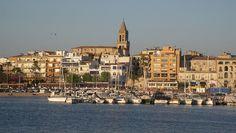 Port i kościół Santa Maria - Palamós – Wikipedia, wolna encyklopedia