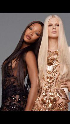 Blonde or brunette?