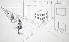 Image result for 2 point perspective