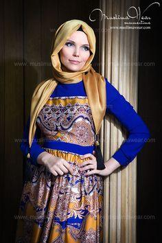 Hijab Style by Msulima Wear