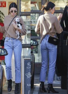 Kendall jenner style 833658581005193250 - 64 Ideas style street kendall jenner jeans Source by Kendall Jenner Outfits Casual, Kendall Jenner Jeans, Kendall Jenner Style, Kendall Jenner Fashion, Kendall Jenner Modeling, Look Fashion, Trendy Fashion, Fashion Models, Winter Fashion