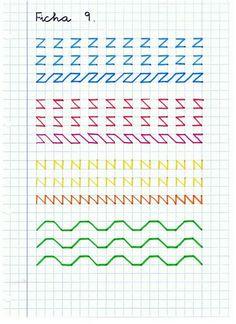 Graph Paper Drawings, Graph Paper Art, Improve Your Handwriting, Handwriting Practice, Pre Writing, Writing Skills, Hand Writing, Blackwork, Zentangle