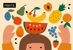 'One Thousand Things' by Anna Kövecses takes a look at 'Fruits'!