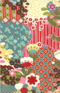Fabric Sophie by Chez Moi for Moda Fabrics by AudreysFabricAndTrim, $4.99 www.audreysfabricandtrim.etsy.com