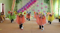 Танец с цветочками для мамы (младшая группа)д/с №306 Одесса