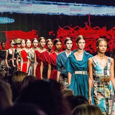 Donna Karan - Spring/Summer 2015 Ready-to-Wear - #NYFW