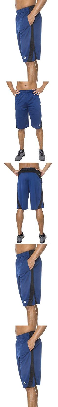 RBX Active Men's Tech Fusion Novelty Basketball Short