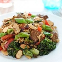 chinese recipe beef with broccoli