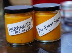 How to Make Mind-Numbingly Great Habañero Sauce