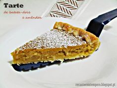 Portuguese Recipes, Portuguese Food, Sweet Cakes, Cookie Desserts, I Foods, Buffet, Bakery, Cheesecake, Paleo