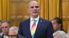Randy Boissonnault will work with advocacy groups to promote equality. Liberal Government, Justin Trudeau, Current Events, Transgender, Equality, Gay, How To Remove, Prime Minister, Lesbians