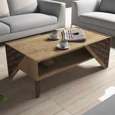 Tips to Choosing the Best Coffee Table Furniture - Life ideas Cool Coffee Tables, Coffee Table Design, Tea Lounge, Coffee Table Furniture, Center Table, E Bay, Wood Design, Home Furnishings, Decoration