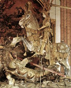 marinni   Доспехи.Латы для лошадей и собак