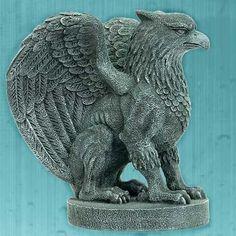 Griffin Statue