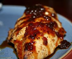 Repinning this again because I personally made this last night and it tastes just like TGI Fridays jack daniels chicken. ..love love love!!!