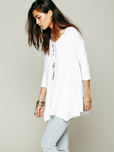 We The Free Sparkle You Tee at Free People Clothing Boutique