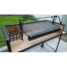 Grill Grates, Bbq Grill, Grilling, Barbecue Design, Grill Design, Pizza Oven Outdoor, Outdoor Cooking, Parilla Grill, Barbecue Four A Pizza