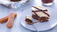 Tiramisù alla Nutella My Dessert, Dessert Recipes, Ricotta, Fresh Cake, Baked Alaska, Torte Cake, Sweet Pastries, Pudding Cake, Something Sweet