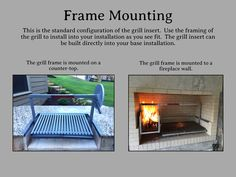 Gaucho Grande Insert with Brasero — Gaucho Grills Clean Grill, How To Grill Steak, Gaucho, Outdoor Grill Station, Stainless Steel Grill, Grill Plate, Drip Tray, Fireplace Wall, Outdoor Projects