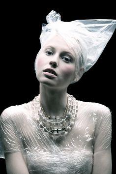 'Plastic Fantastic' by TOMAAS.  Fashion & Beauty Photographer  Location: New York  http://tomaas.com