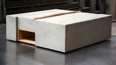 Zatara: huwelijk tussen beton en drijfhout