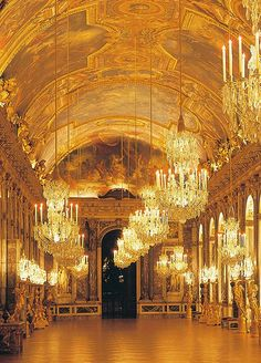 The Hall of Mirrors.