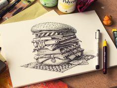 Hamburger by Mike   Creative Mints