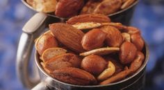 Check out this delicious recipe for Sweet and Spicy Grilled Nuts  from Weber—the world's number one authority in grilling.
