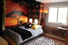 15 beste afbeeldingen van kinderkamer safari kids room room kids