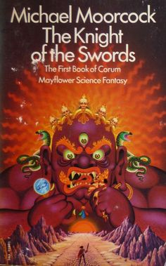 The Knight of Swords by Michael Moorcock