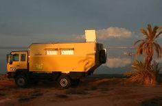 Allrad Wohnmobile